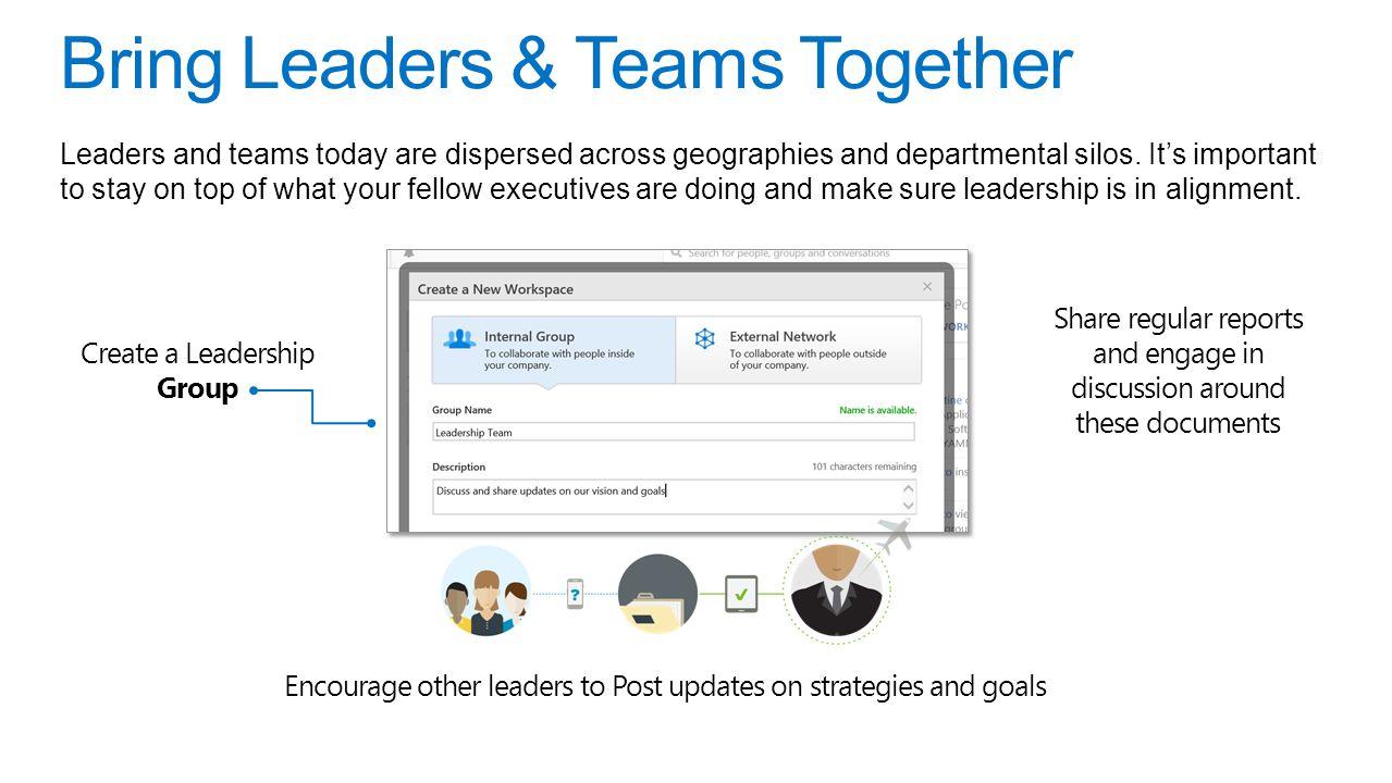 Bring Leaders & Teams Together