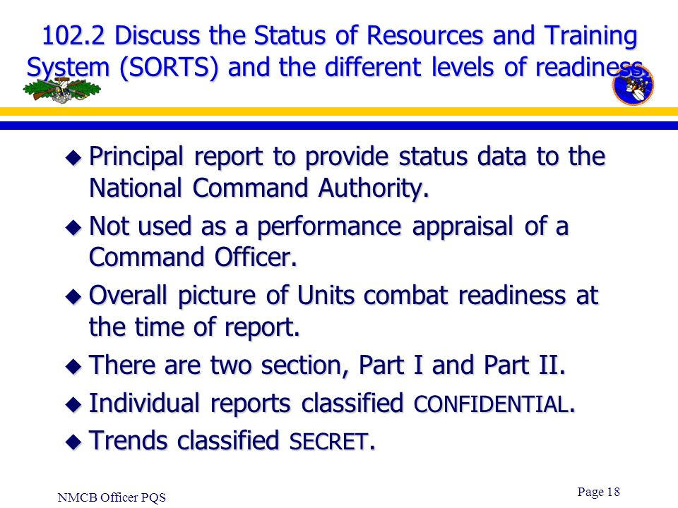 Not used as a performance appraisal of a Command Officer.