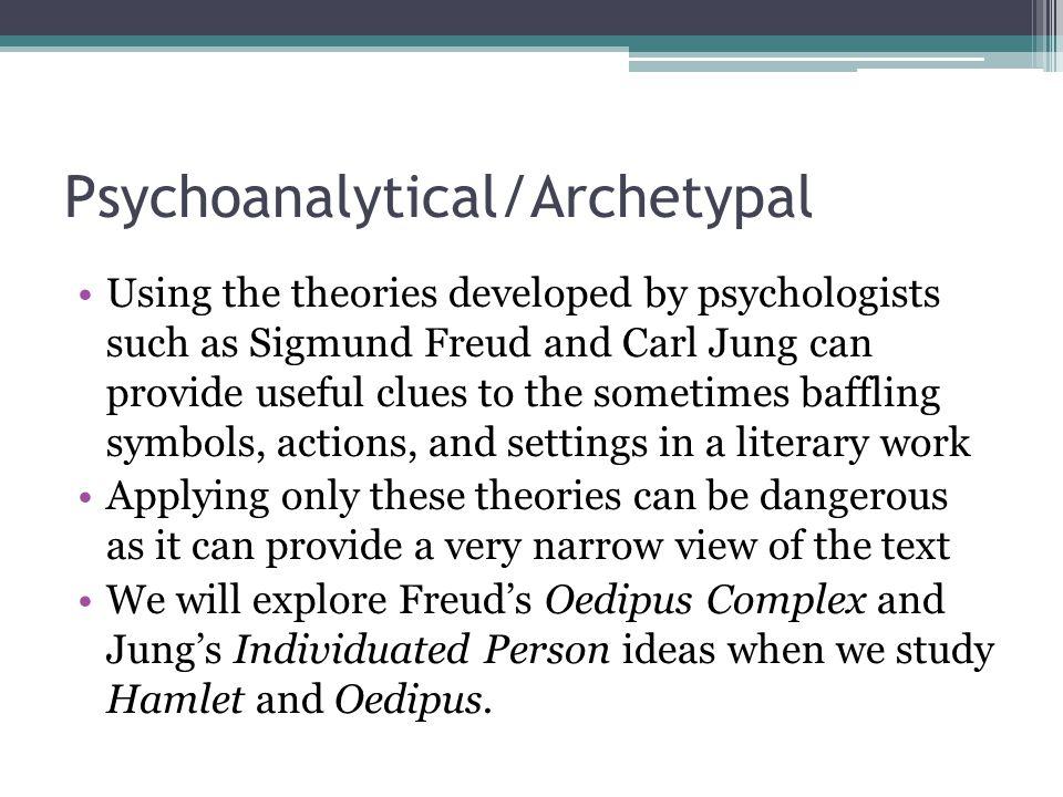 Psychoanalytical/Archetypal