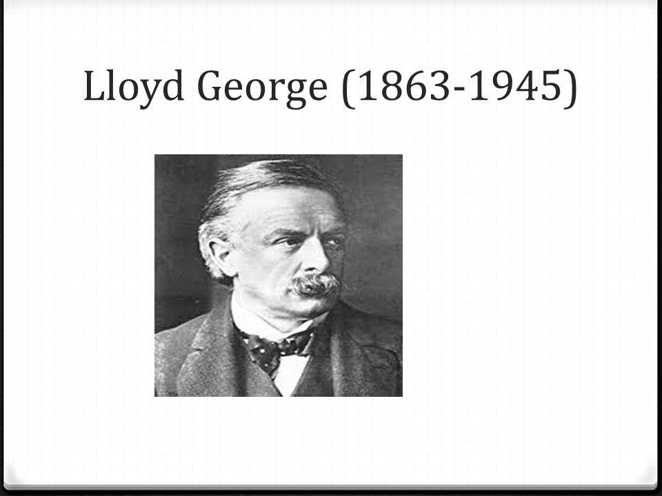 Lloyd George (1863-1945)