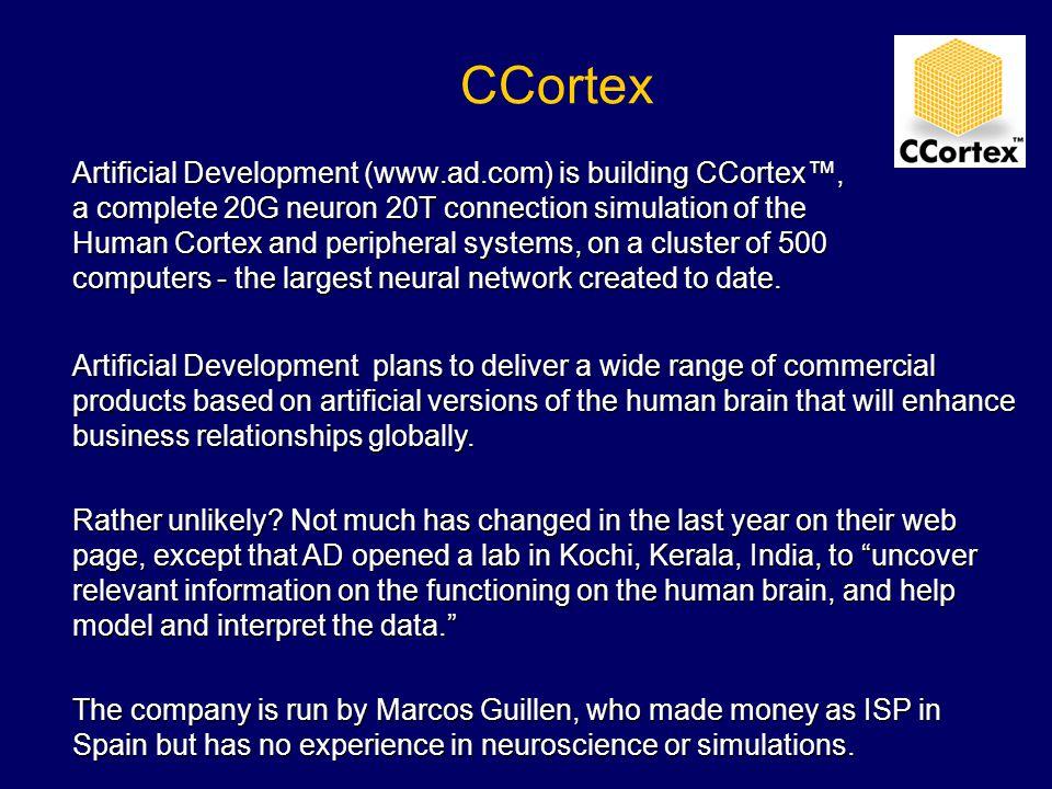 CCortex