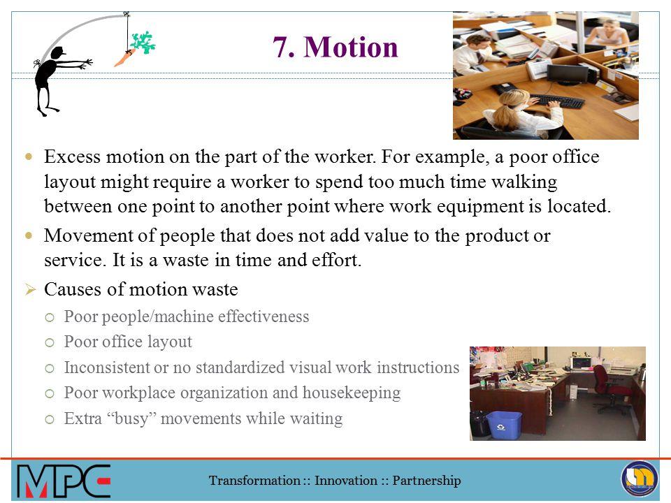 7. Motion