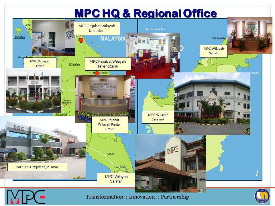 MPC HQ & Regional Office