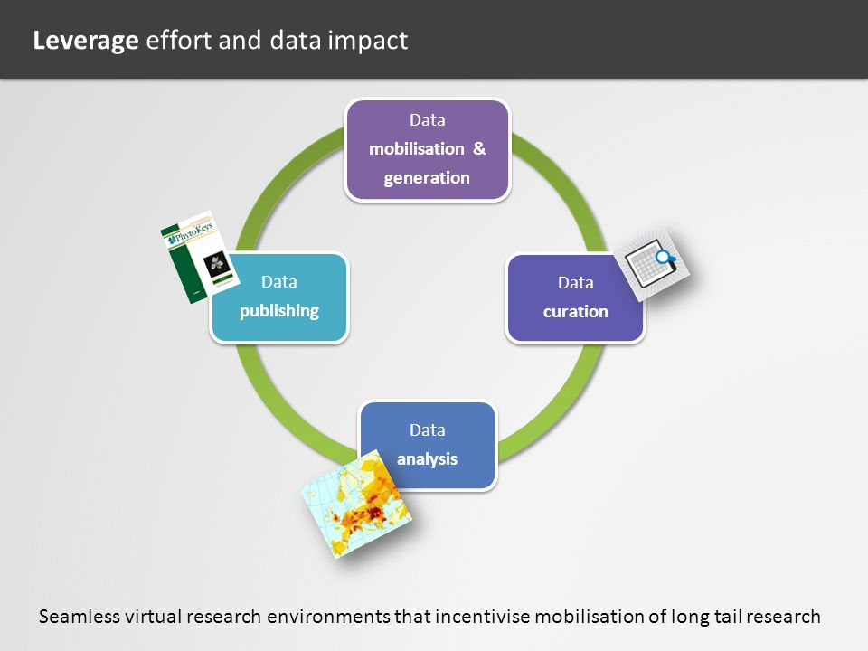 Leverage effort and data impact