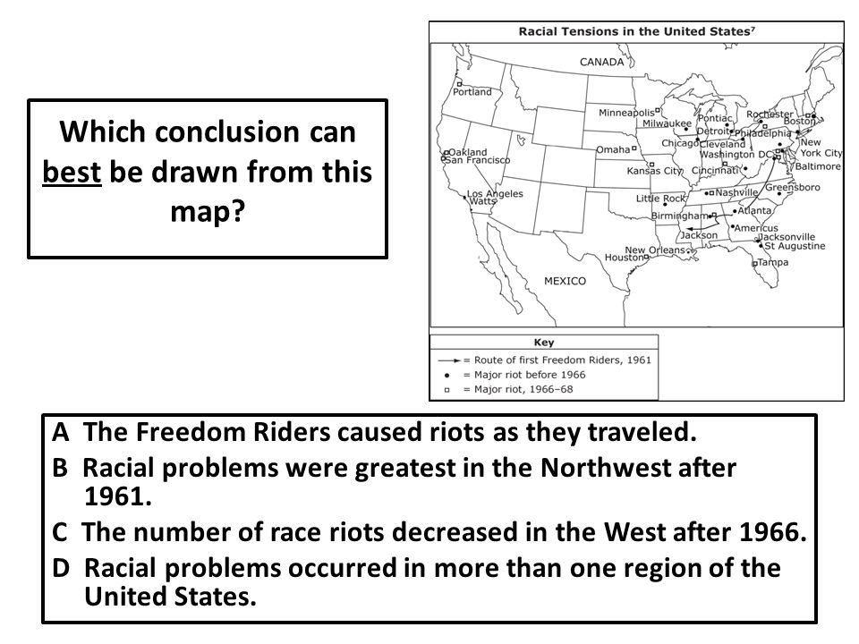 Which conclusion can best be drawn from this map