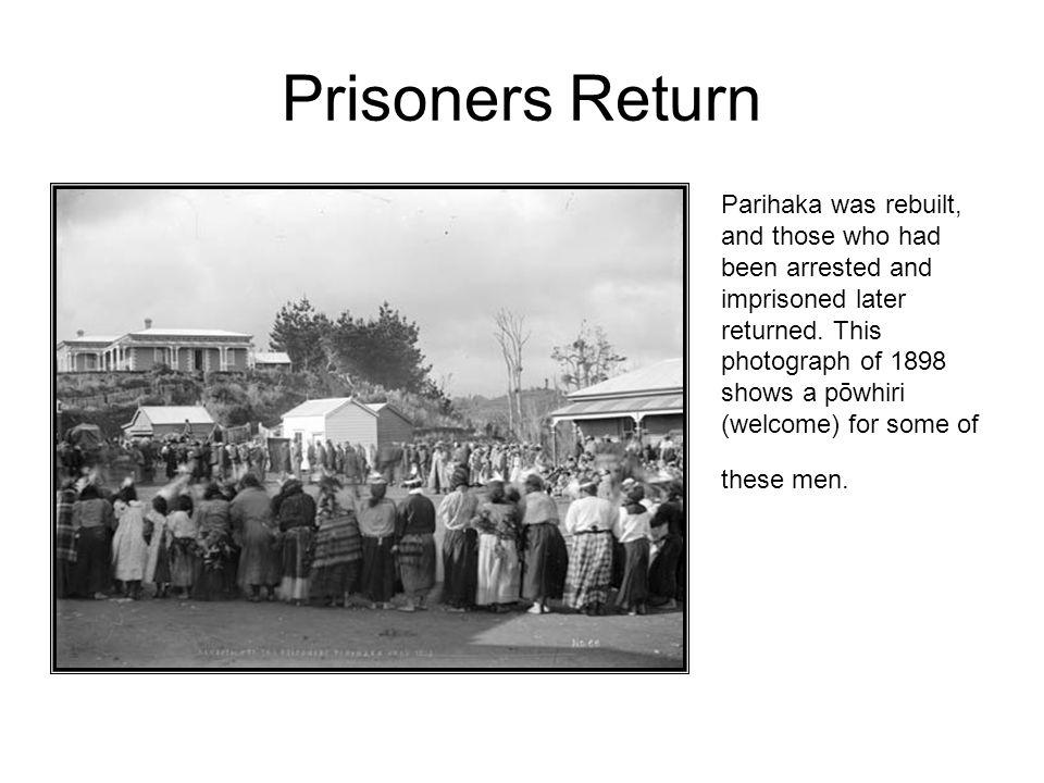 Prisoners Return