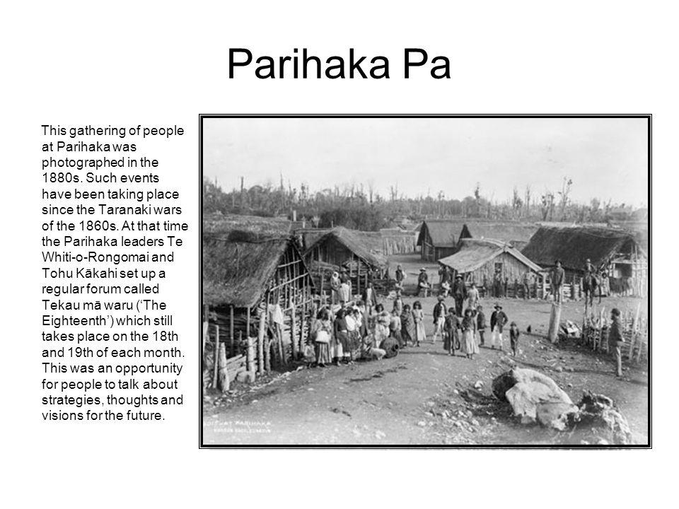 Parihaka Pa