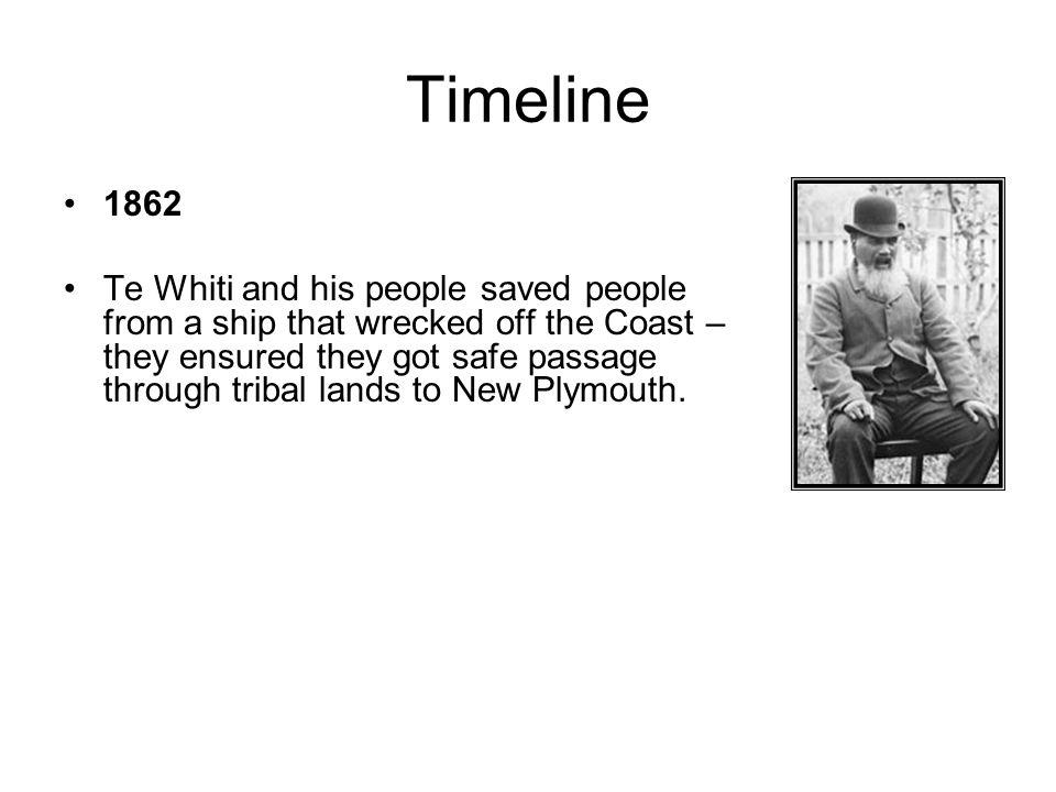 Timeline 1862.