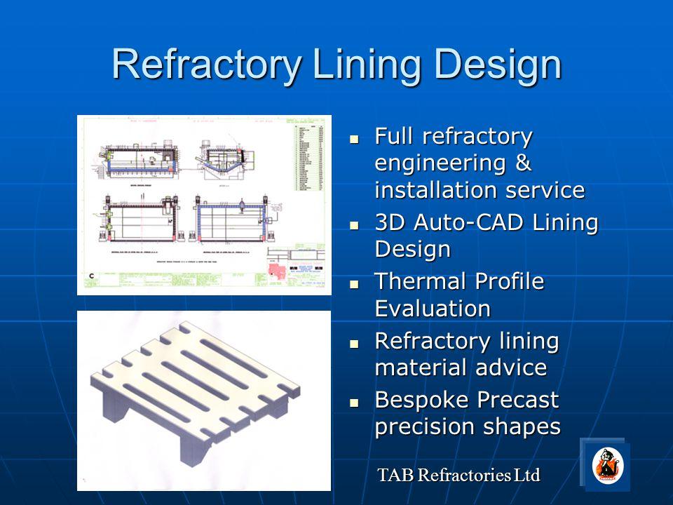 Refractory Lining Design