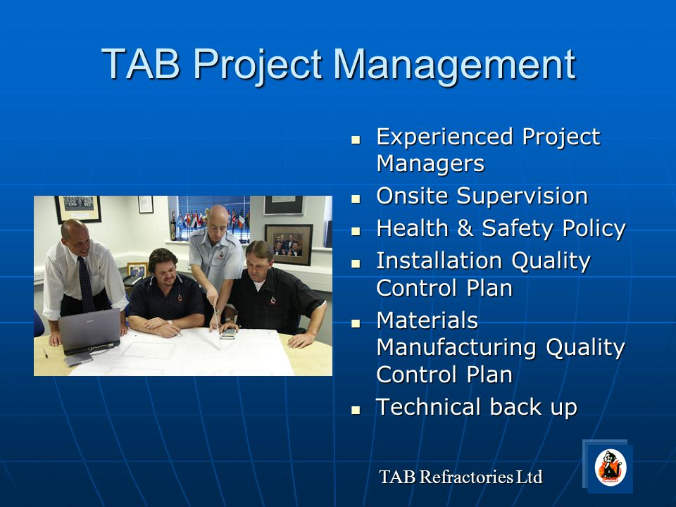 TAB Project Management