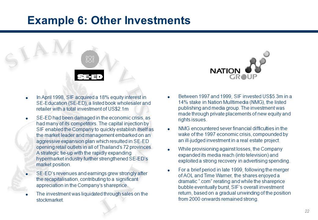 Siam Investment Fund III L.P.