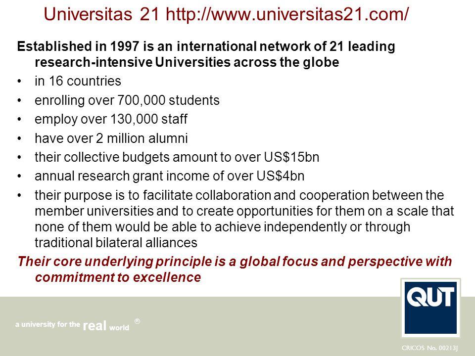 Universitas 21 http://www.universitas21.com/