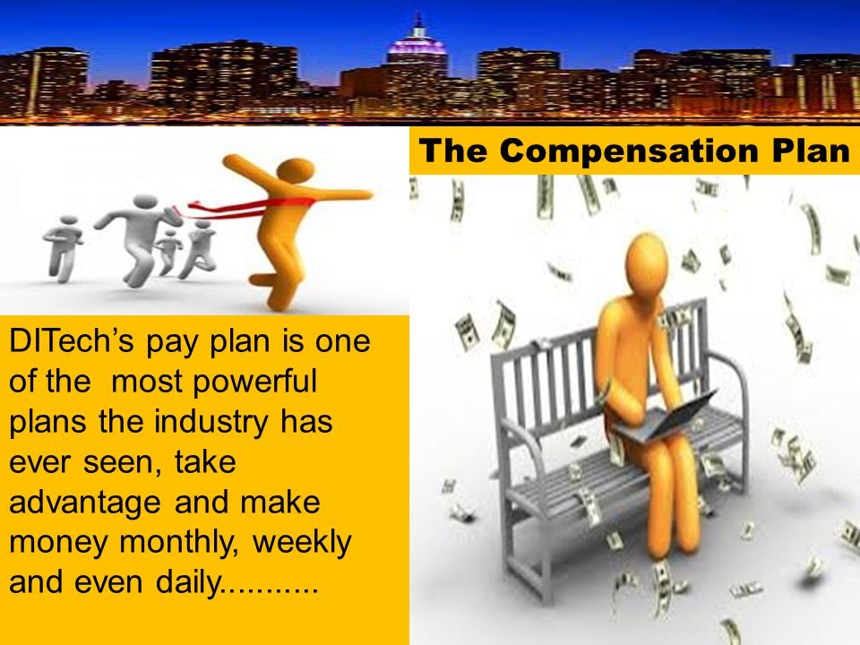 The Compensation Plan