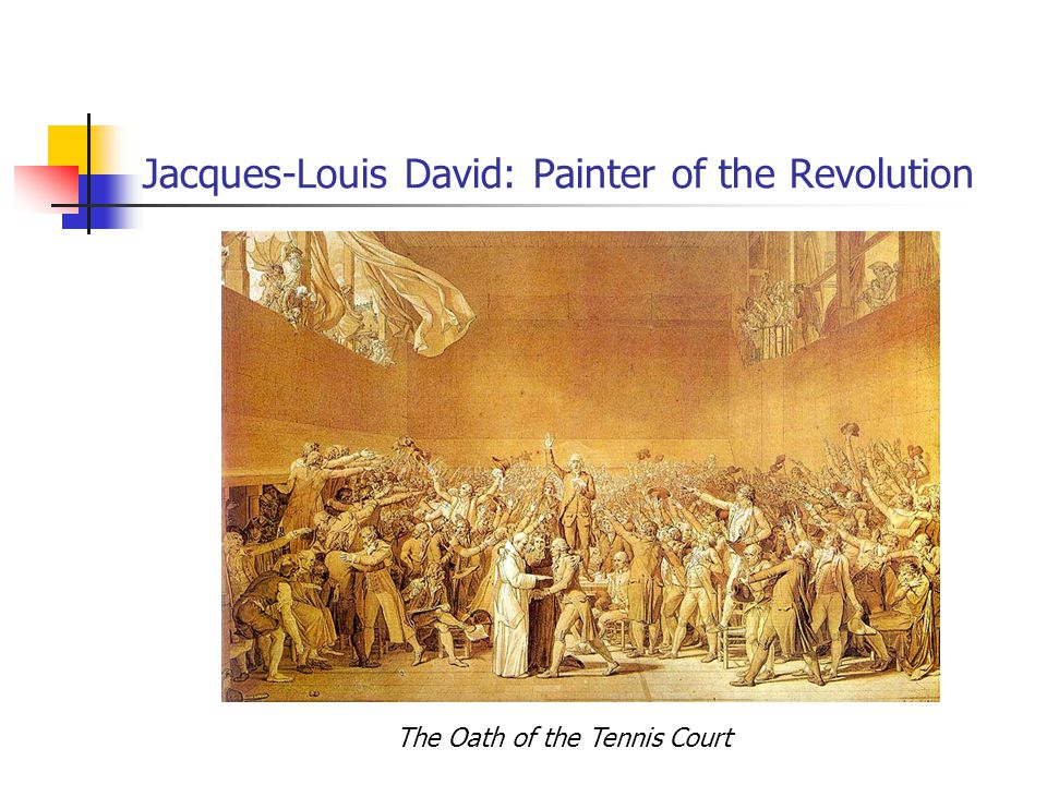 Jacques-Louis David: Painter of the Revolution