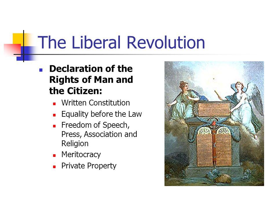 The Liberal Revolution