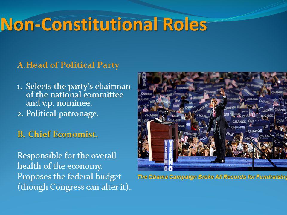 Non-Constitutional Roles