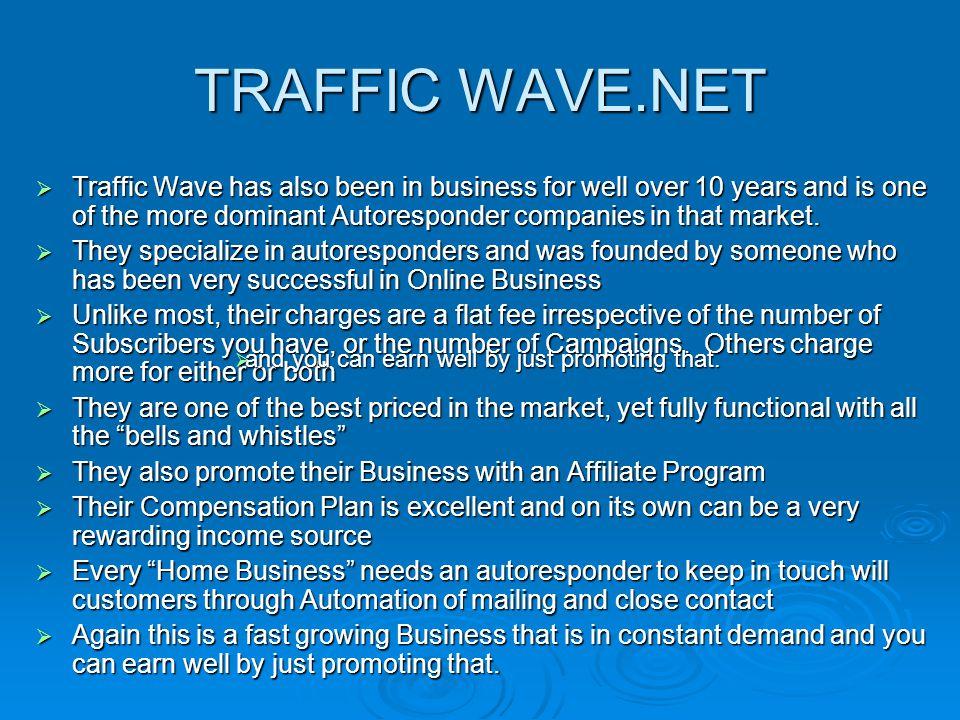 TRAFFIC WAVE.NET