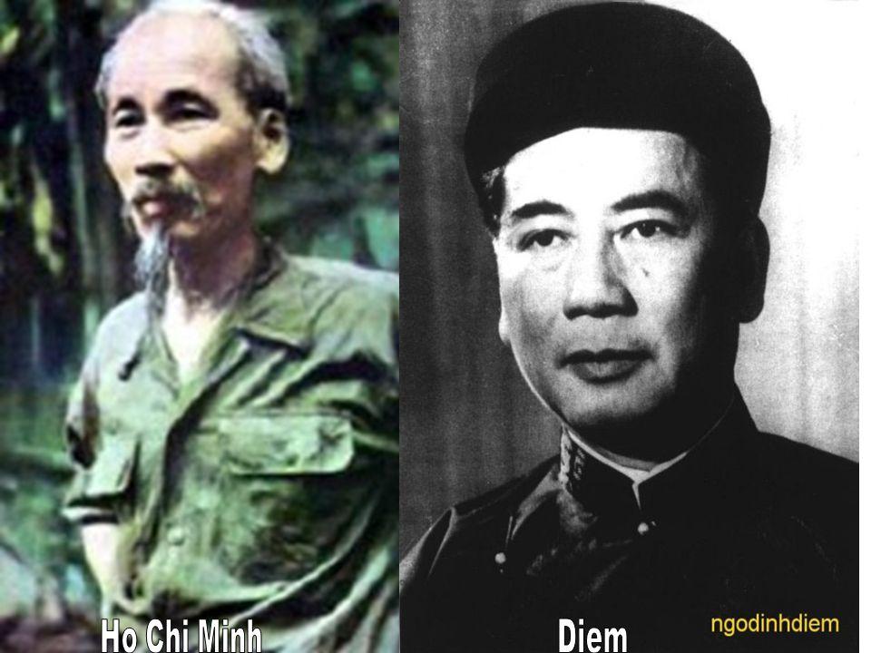 Ho Chi Minh Diem
