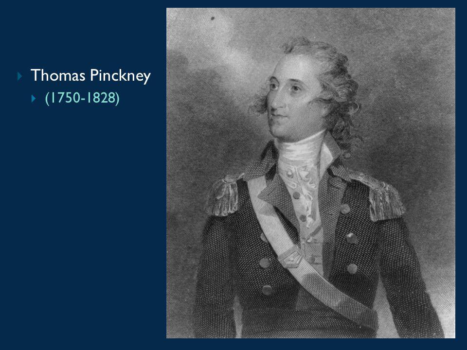 Thomas Pinckney (1750-1828)