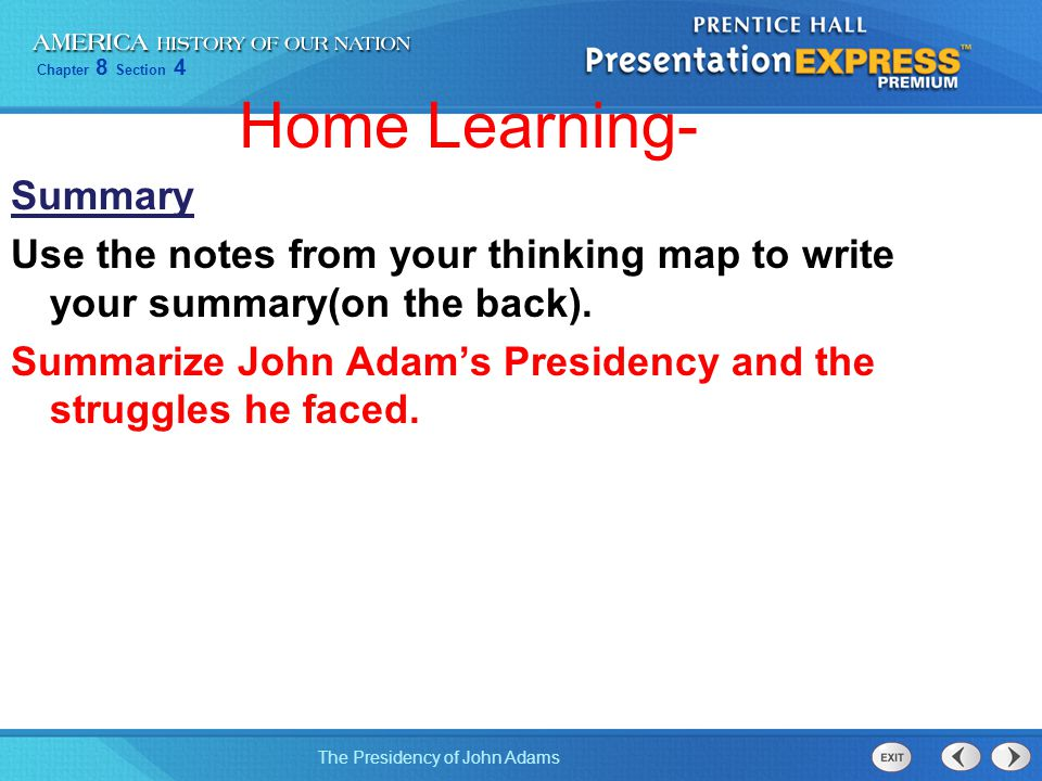 Home Learning-