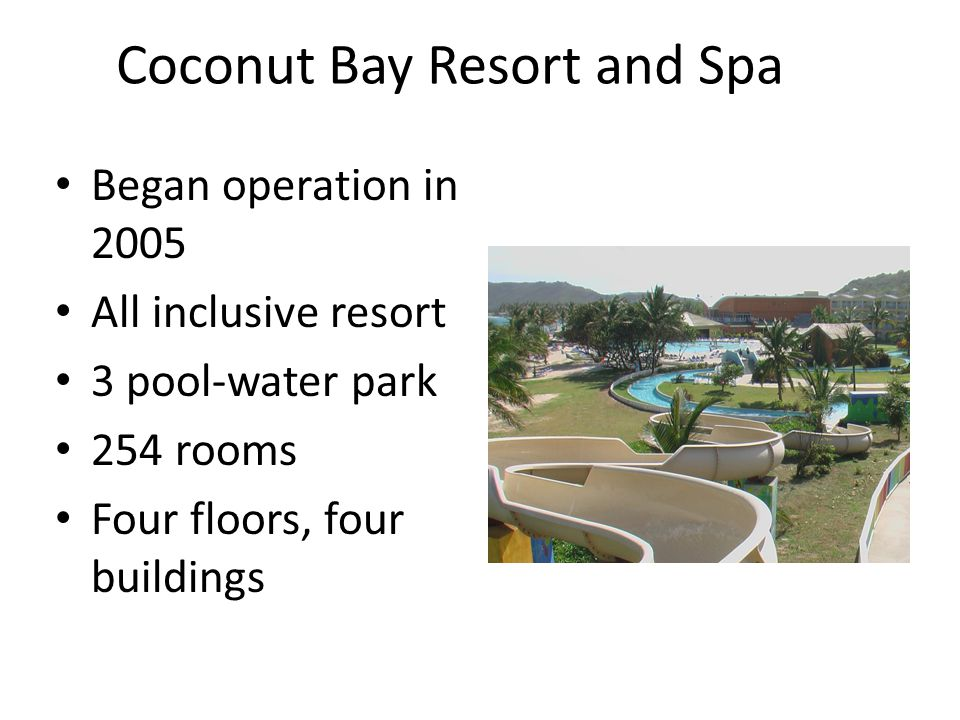 Coconut Bay Resort and Spa