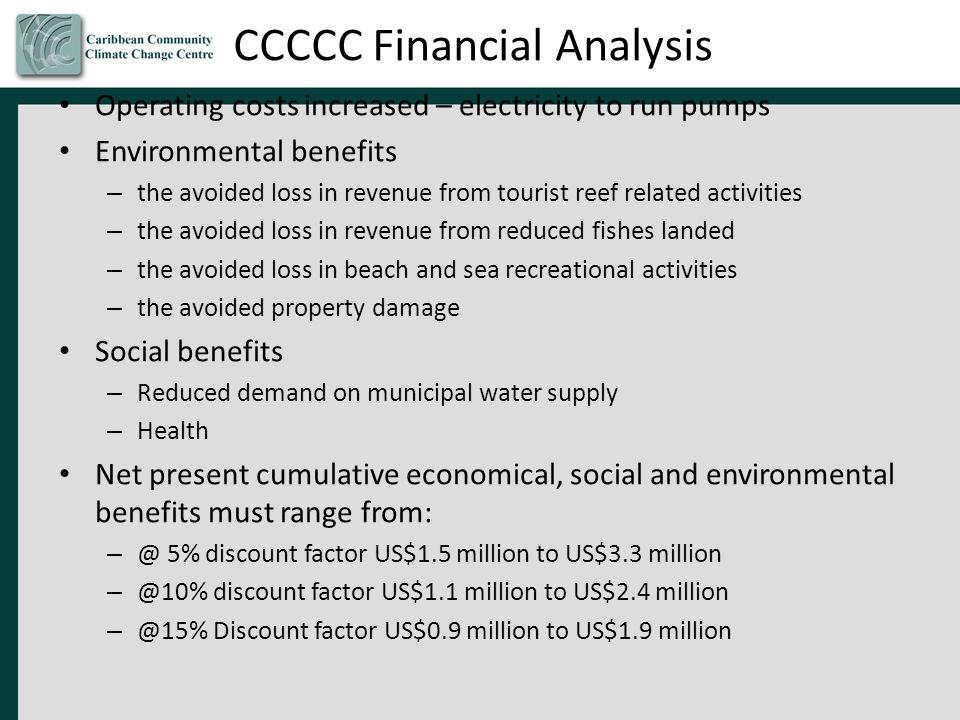 CCCCC Financial Analysis