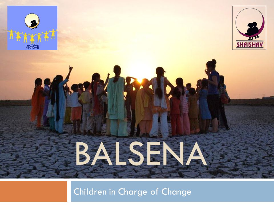 Children in Charge of Change