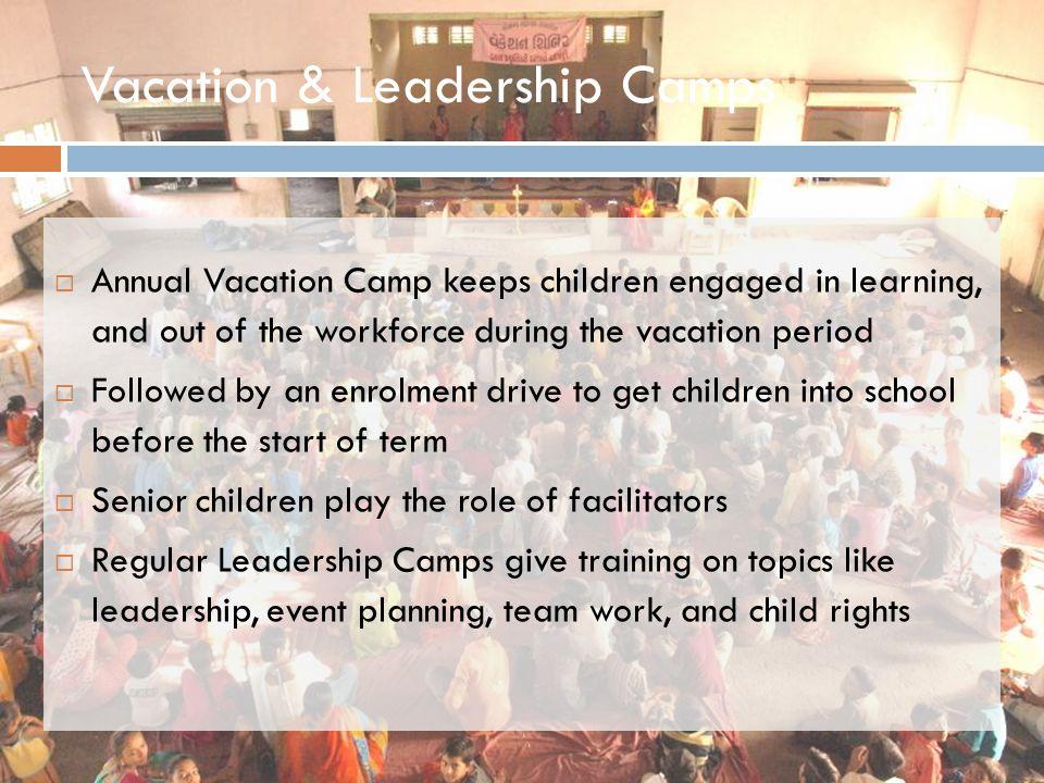 Vacation & Leadership Camps