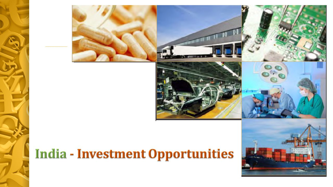 India - Investment Opportunities