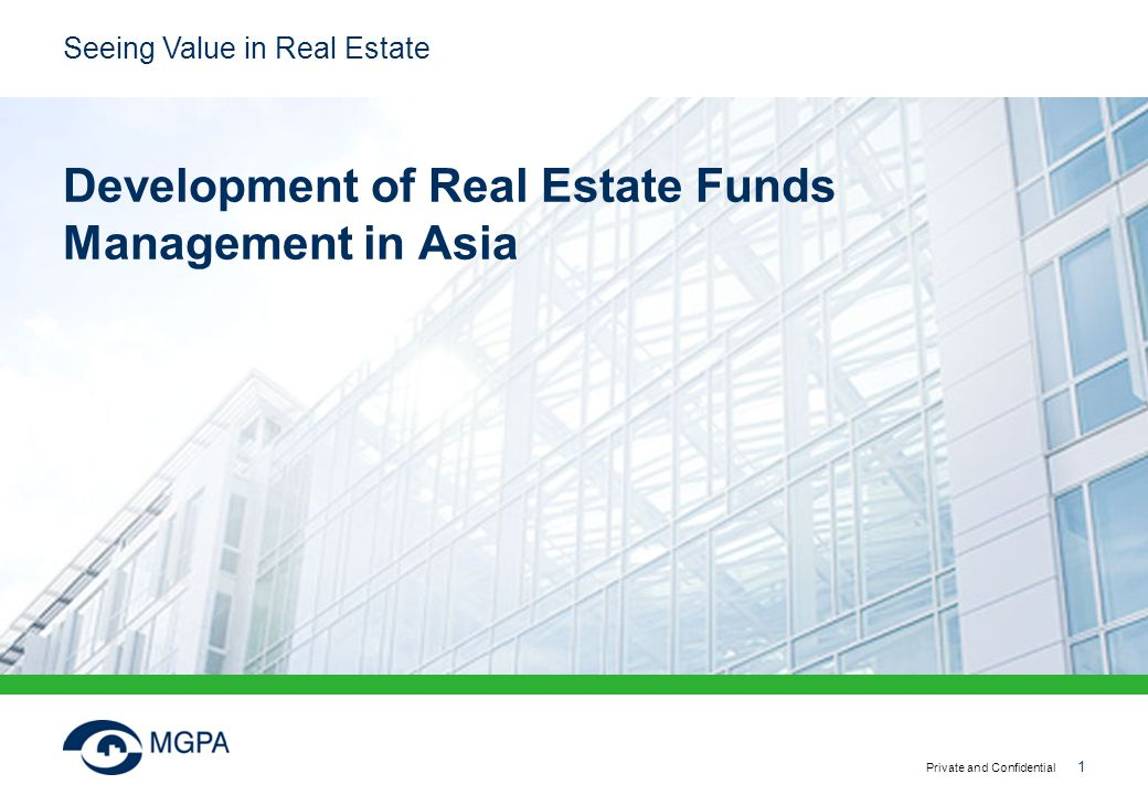 Real Estate Development Management : Development of real estate funds management in asia ppt