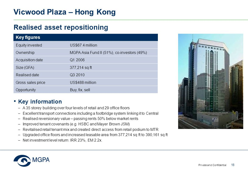 Vicwood Plaza – Hong Kong