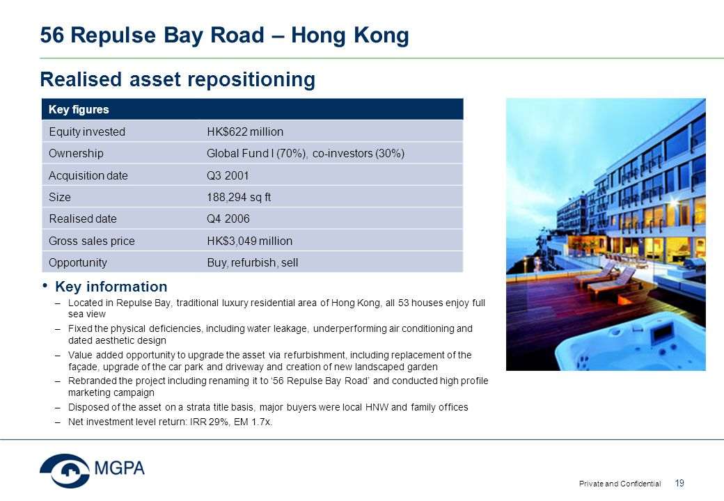 56 Repulse Bay Road – Hong Kong