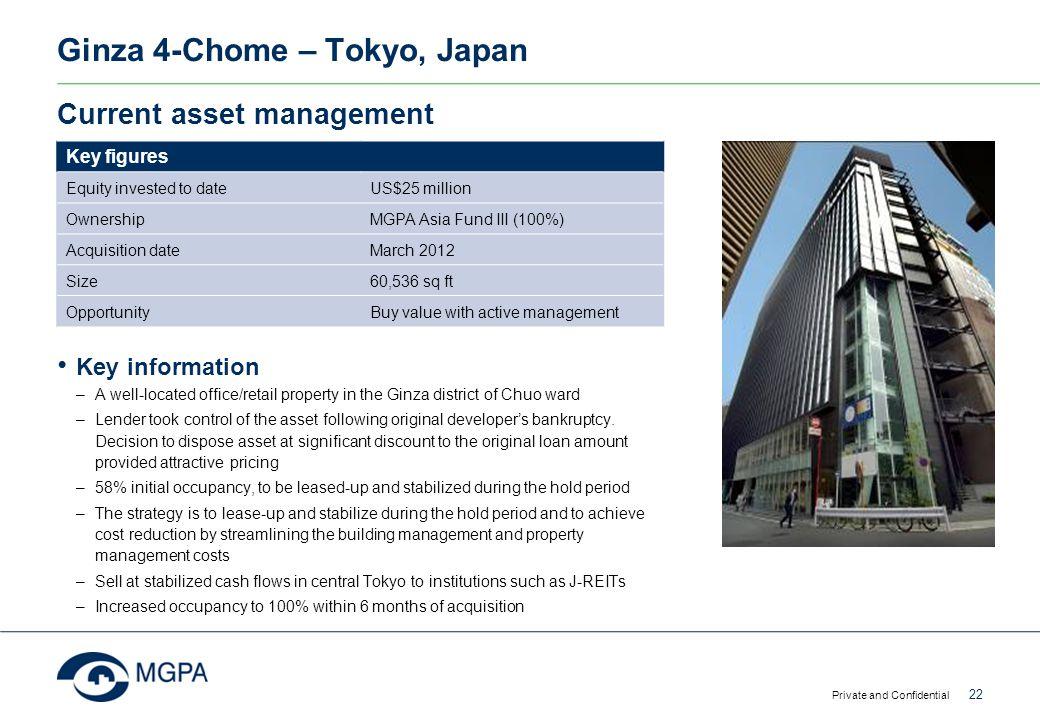 Ginza 4-Chome – Tokyo, Japan