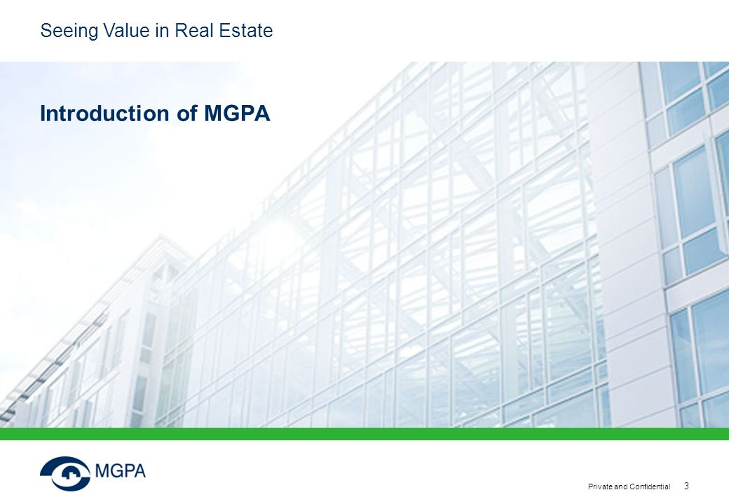Introduction of MGPA