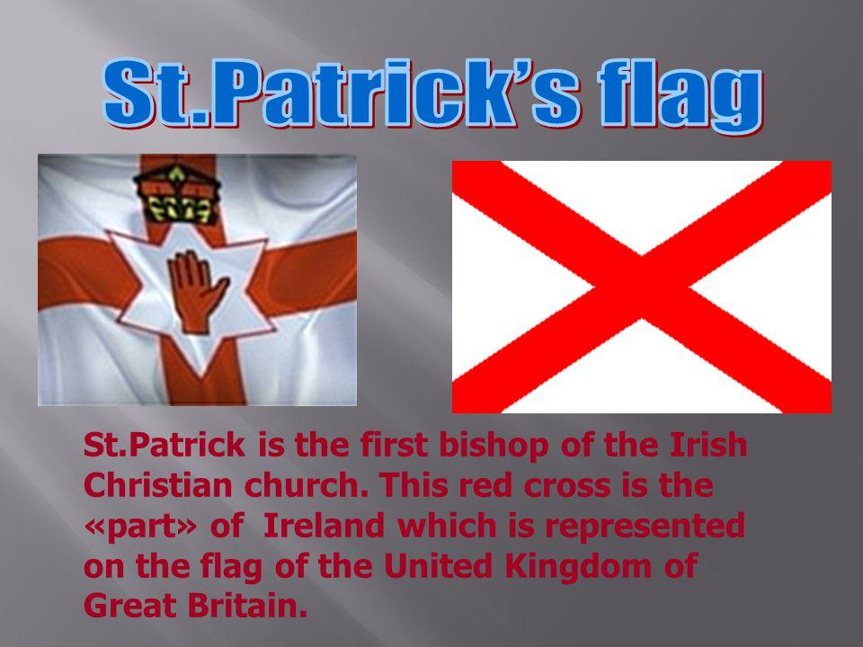 St.Patrick's flag