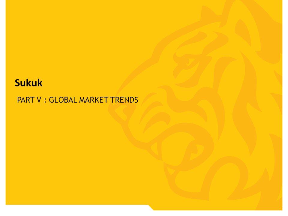 Sukuk PART V : GLOBAL MARKET TRENDS