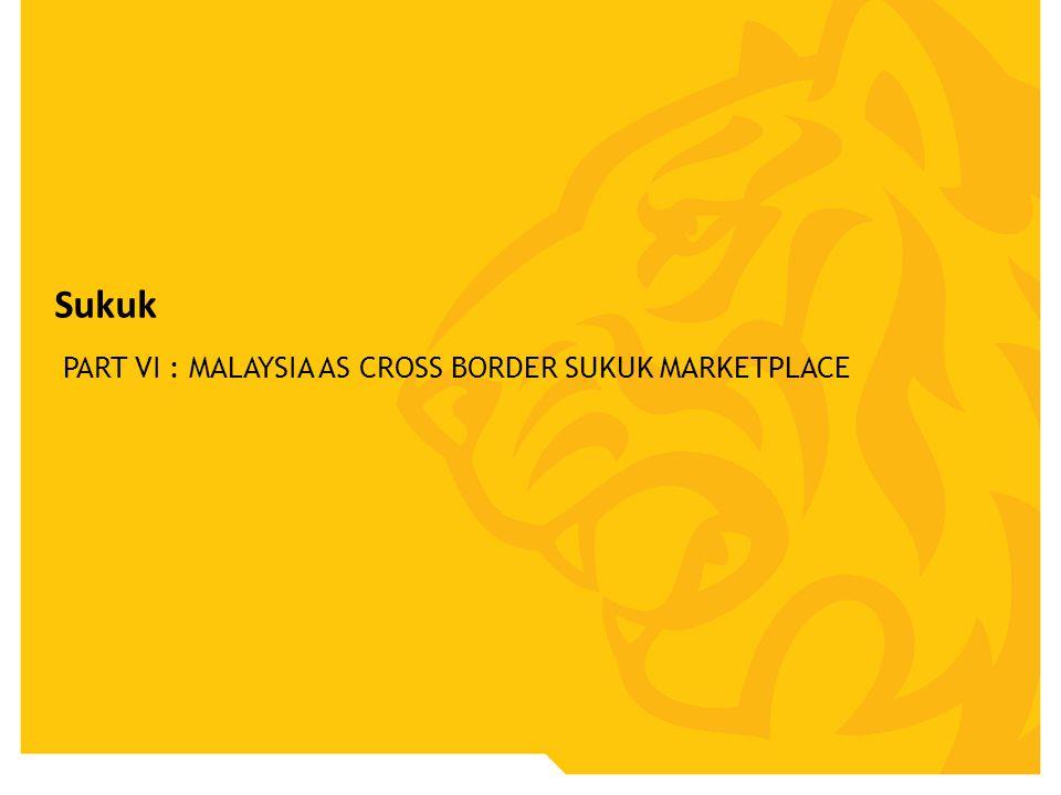 Sukuk PART VI : MALAYSIA AS CROSS BORDER SUKUK MARKETPLACE