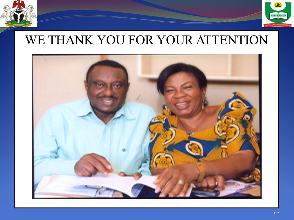 WE THANK YOU FOR YOUR ATTENTION