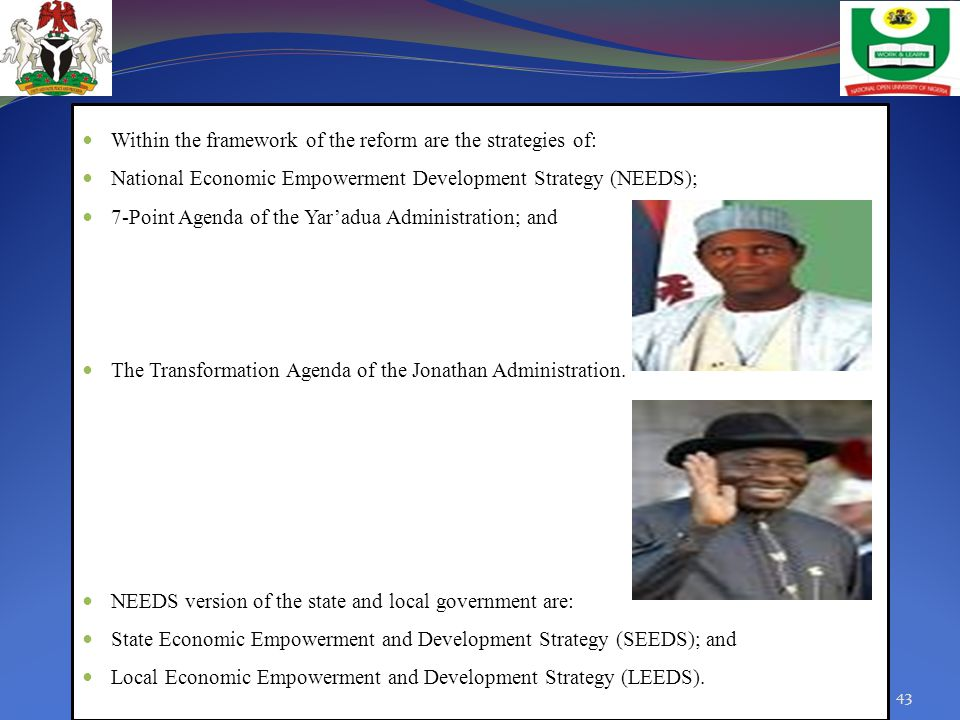 national economic empowerment and development strategy pdf