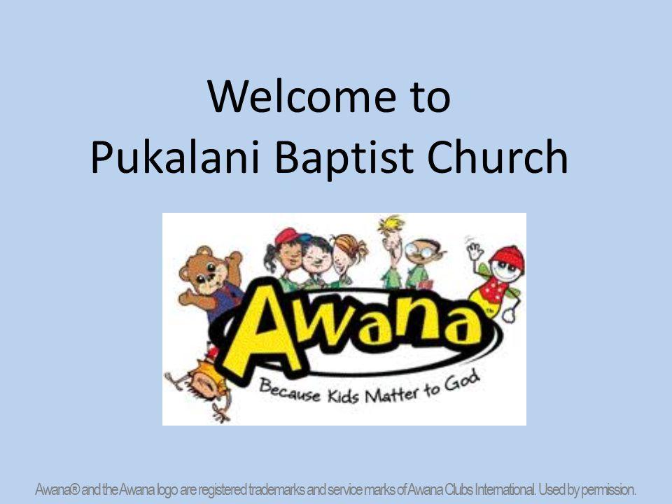 Pukalani Baptist Church
