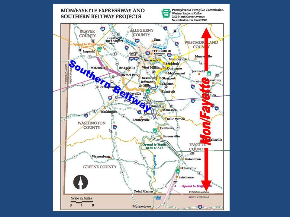 Mon/Fayette Southern Beltway