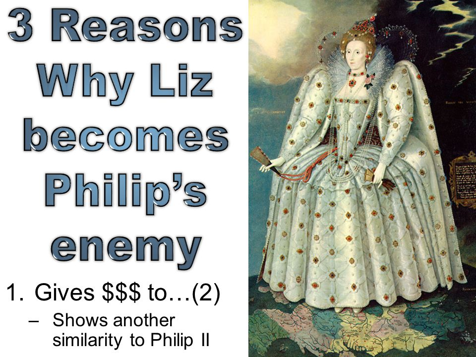 3 Reasons Why Liz becomes Philip's enemy