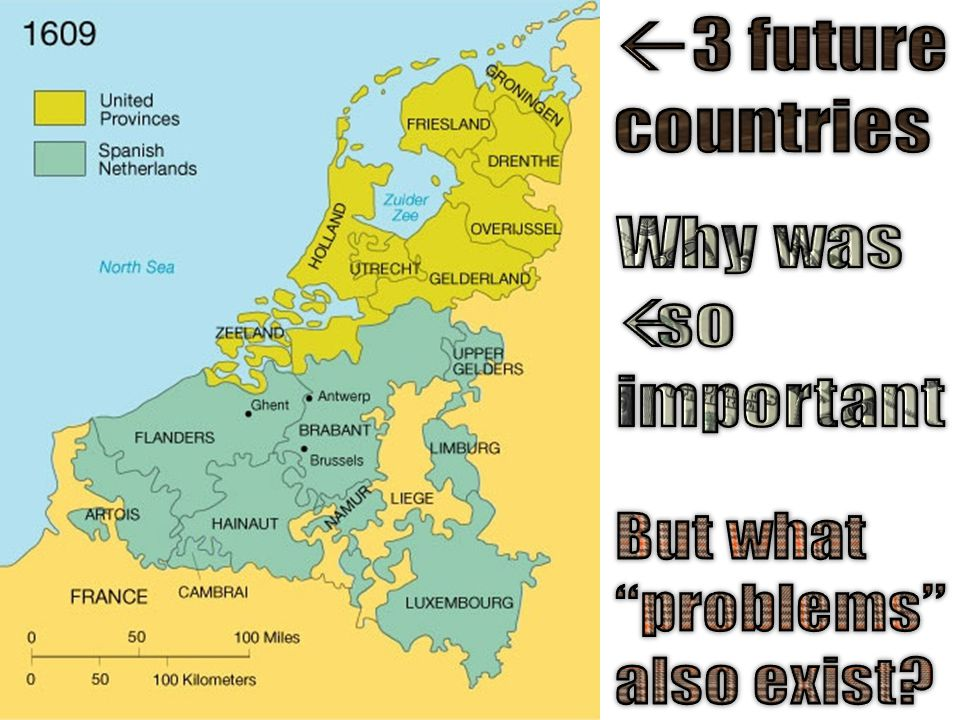 3 future countries Why was so important But what problems also exist