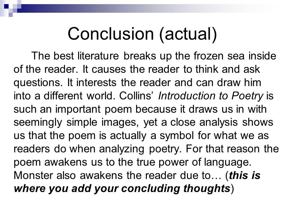 Conclusion (actual)