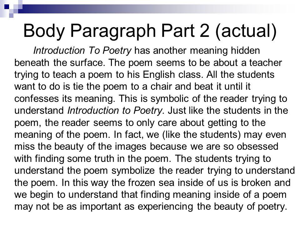 Body Paragraph Part 2 (actual)