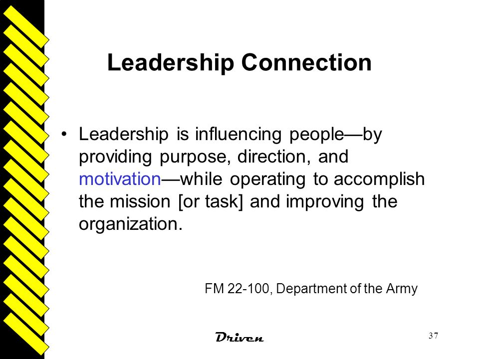 Leadership Connection