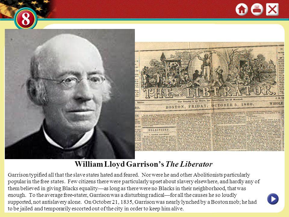 William Lloyd Garrison's The Liberator