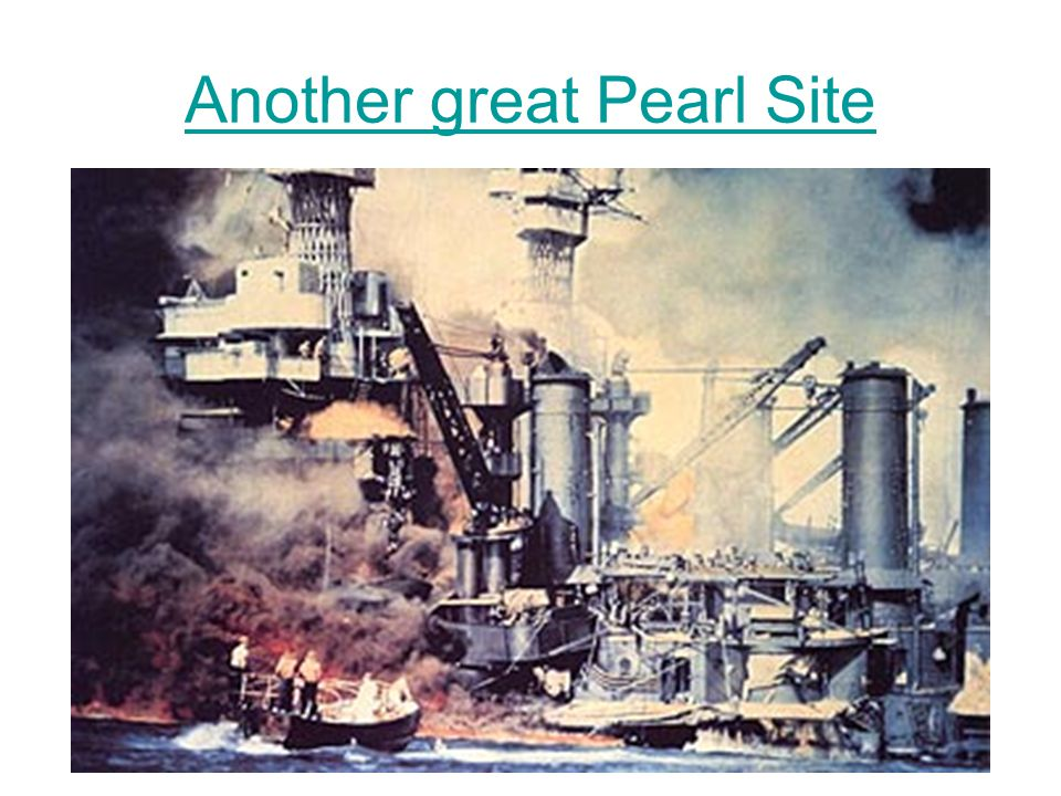 Another great Pearl Site