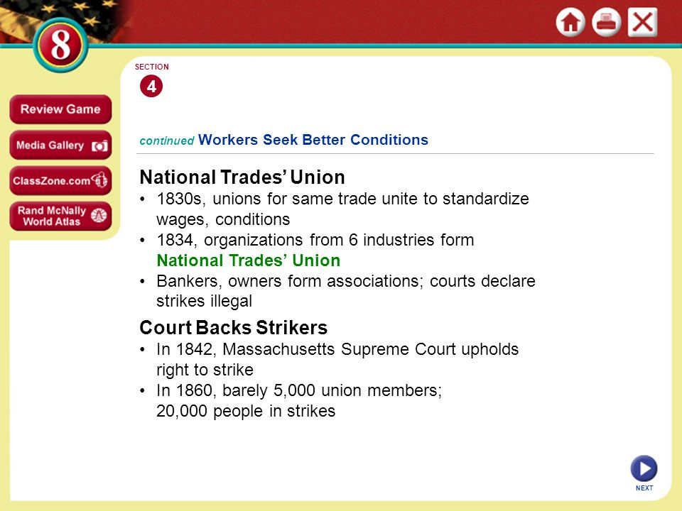 National Trades' Union