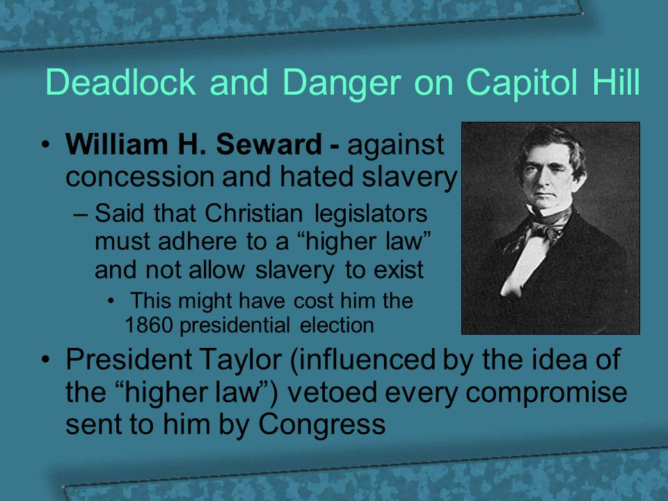 Deadlock and Danger on Capitol Hill